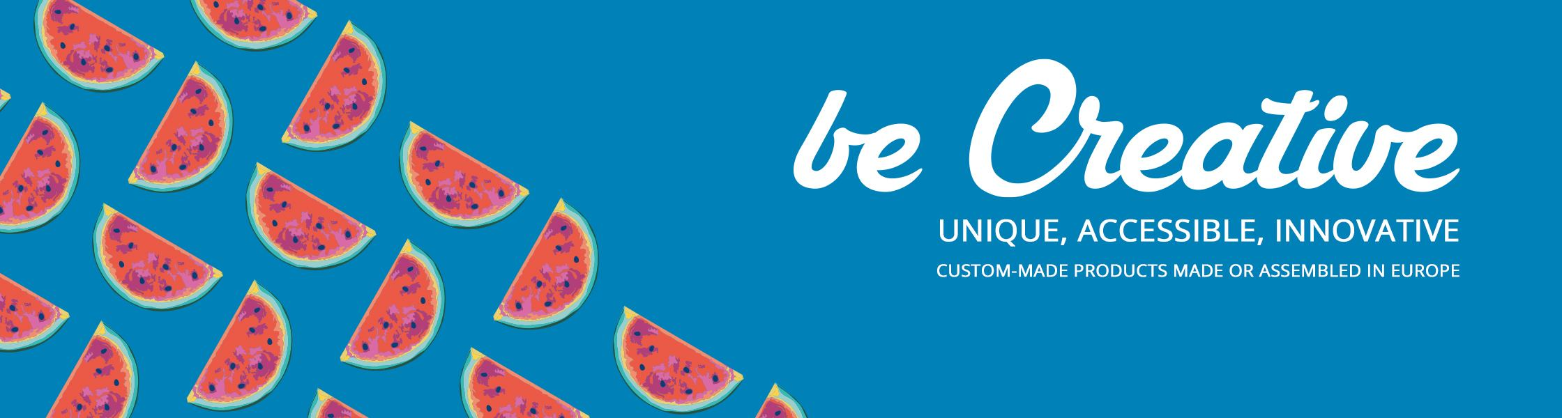 Nasz nowy, szalenie wyjątkowy e-katalog BE CREATIVE jest już dostępny!